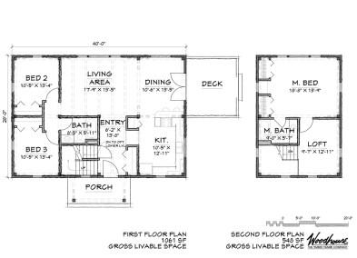 PrairieView Floor Plan
