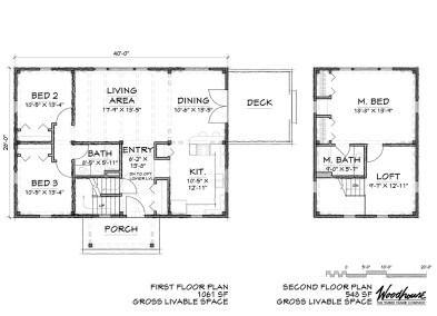 PrairieView Floor Plan