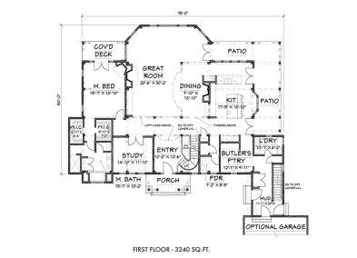 Seacrest 1st Floor
