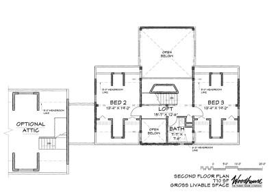 SouthPeak 2nd Floor Plan