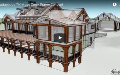 Chattanooga TN Moss Creek Frame Concept