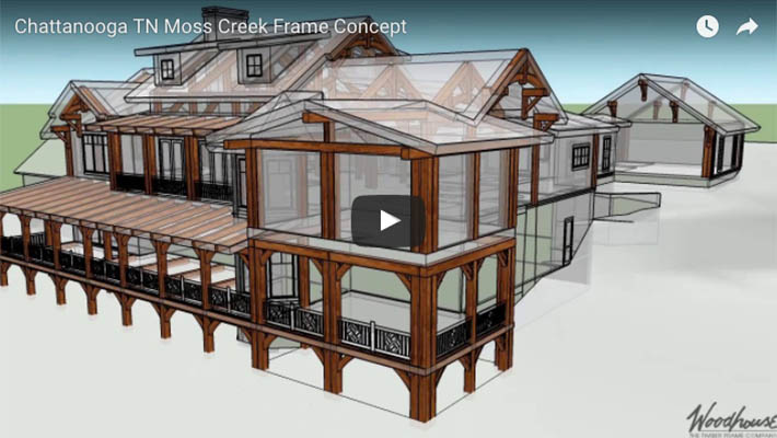 Chattanooga TN Moss Creek Frame Concept
