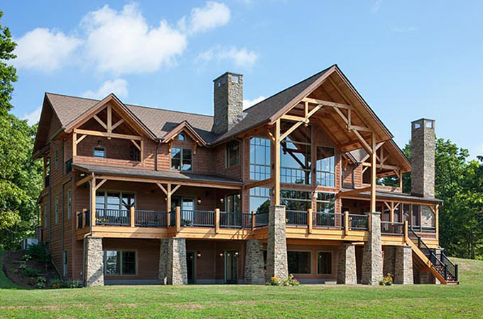 Timber Frame Home Costs
