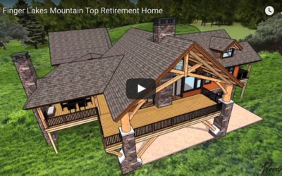 NY Finger Lakes Mountain Top Retirement Home