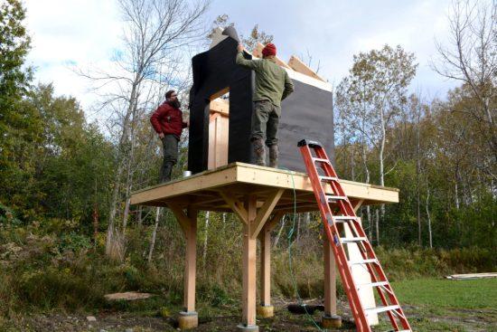 woodhouse tree house