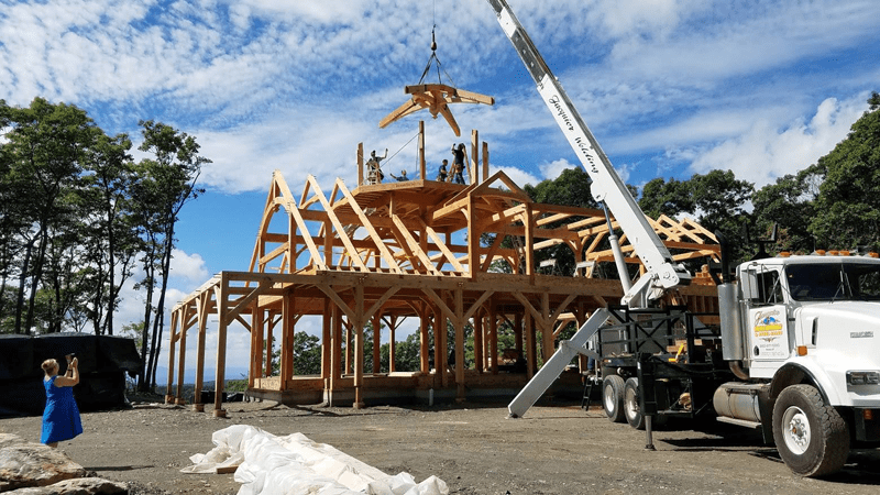 woodhouse timber frame