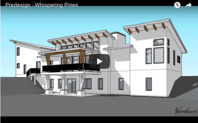 Whispering Pines 3D Fly-Through Video