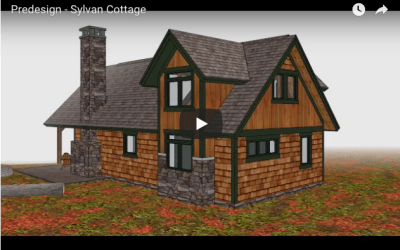 Sylvan Cottage 3D Fly-Through Video