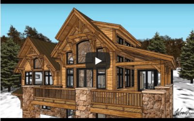 TimberRidge 3D Fly-Through Video