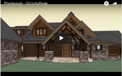 GrizzlyPeak 3D Fly-Through Video