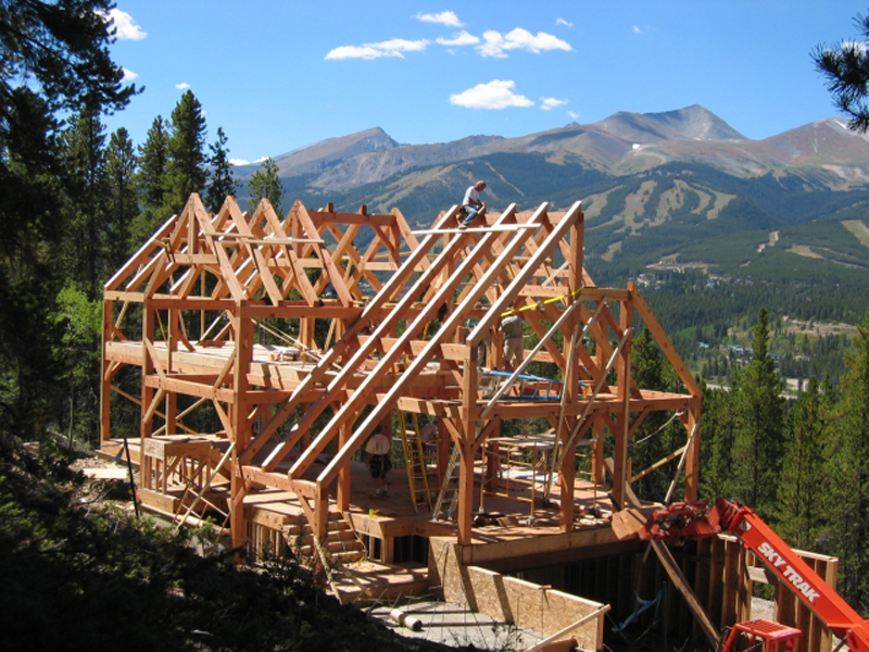 What is the Cost to Build a Timber Frame Home?