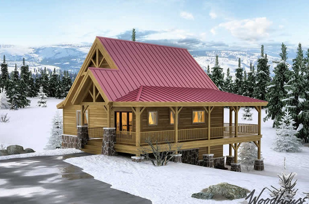 5 Timber Frame Cabins We Love