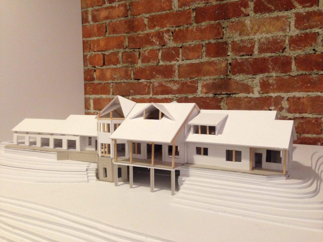 Case Study: Eaglestone - a custom timber frame home