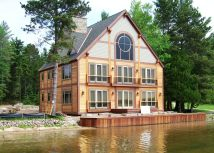 Hybrid Timber Frame Homes &