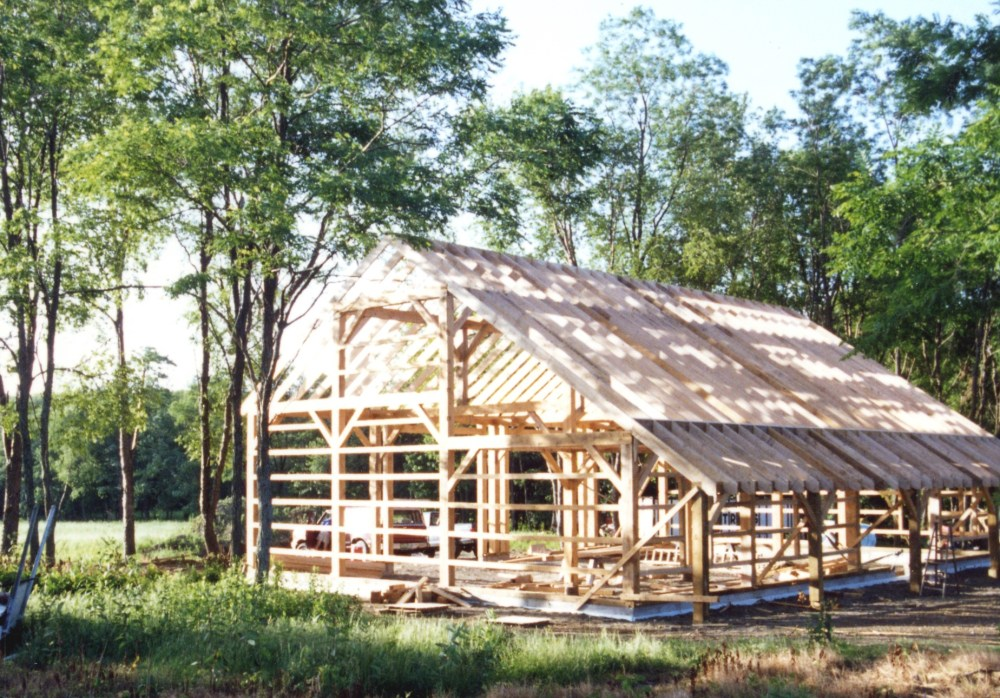 Timber Frame Homes / Photo Gallery (5/6)