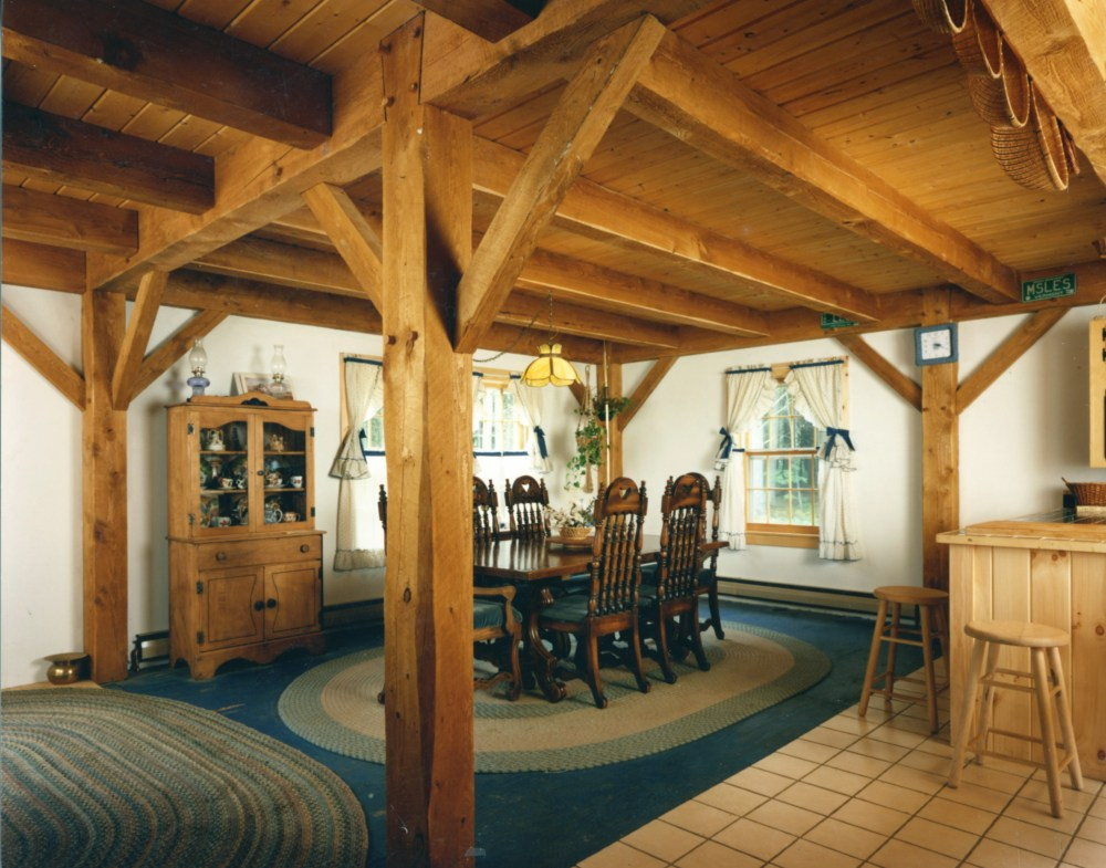 Timber Frame Homes / Photo Gallery (4/6)