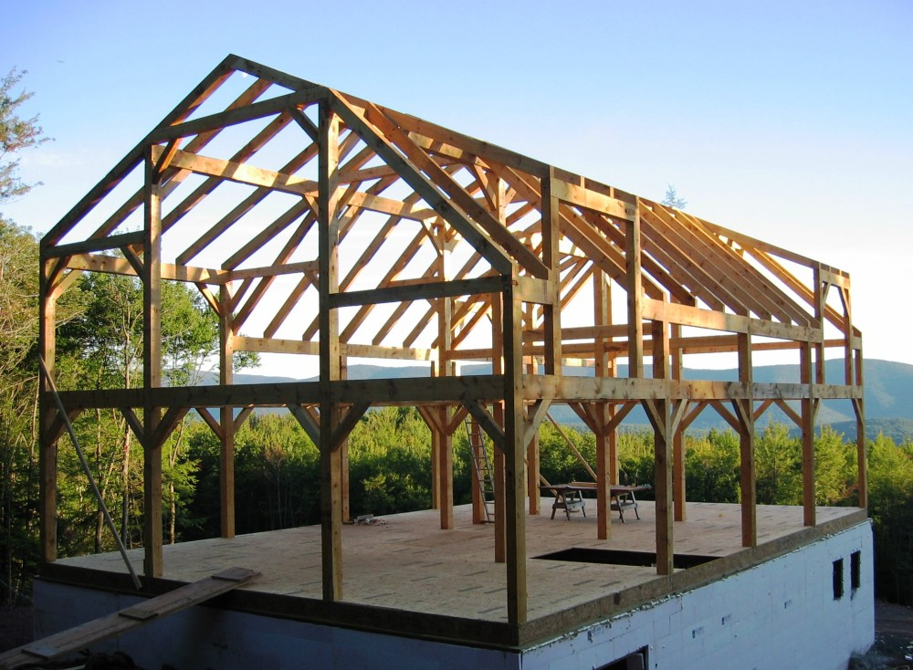 Timber Frame Homes / Photo Gallery (3/6)
