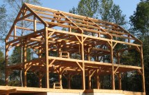Homestead Timber Frames - Frame Hq