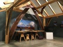 Finch Woodworks - Timber Frame Hq