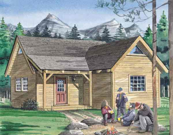 Denver - Timber Frame Hq
