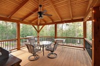 10 Reasons To Cover Your Timber Frame Deck