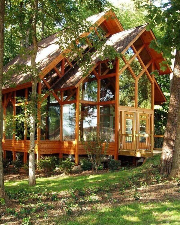 Spotlight Tony Zaya And Lancaster County Timber Frames