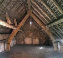 History Of Timber Framing World