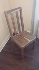 Walnut Dining Chair