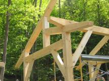 Timber Frame Workshop And Shed