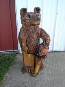 chainsawbear