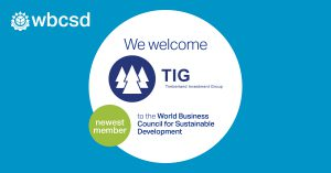 TIG_Sustainable Investment_WBCSD