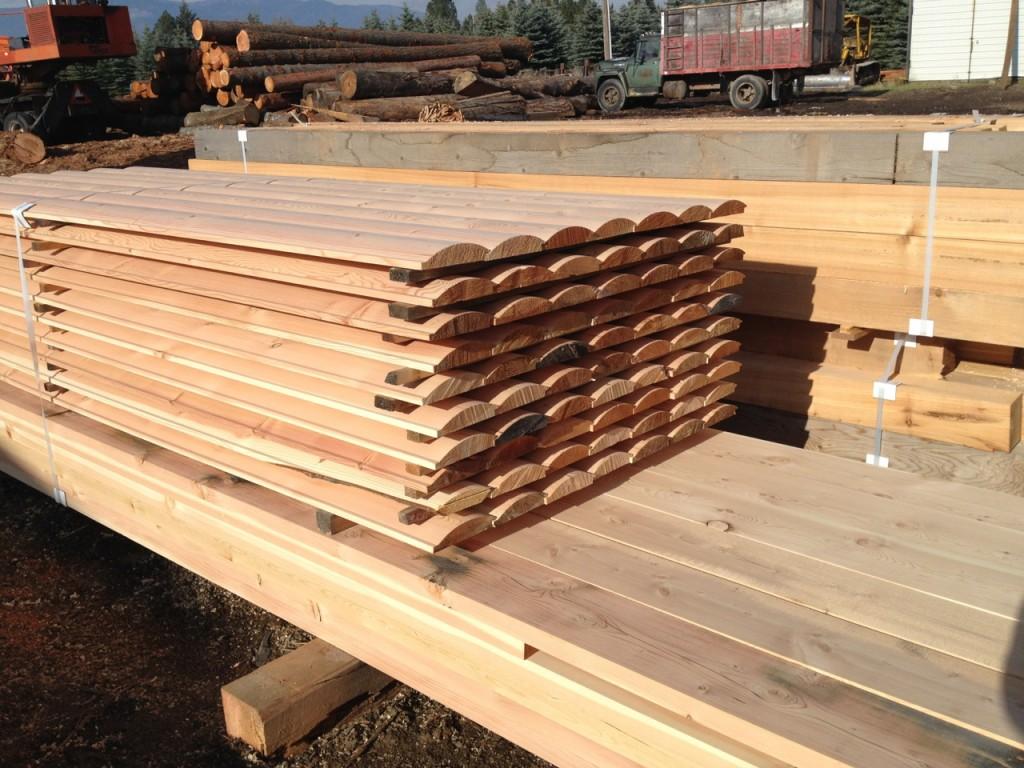 Wood Siding Log Cabin Look Wood Siding