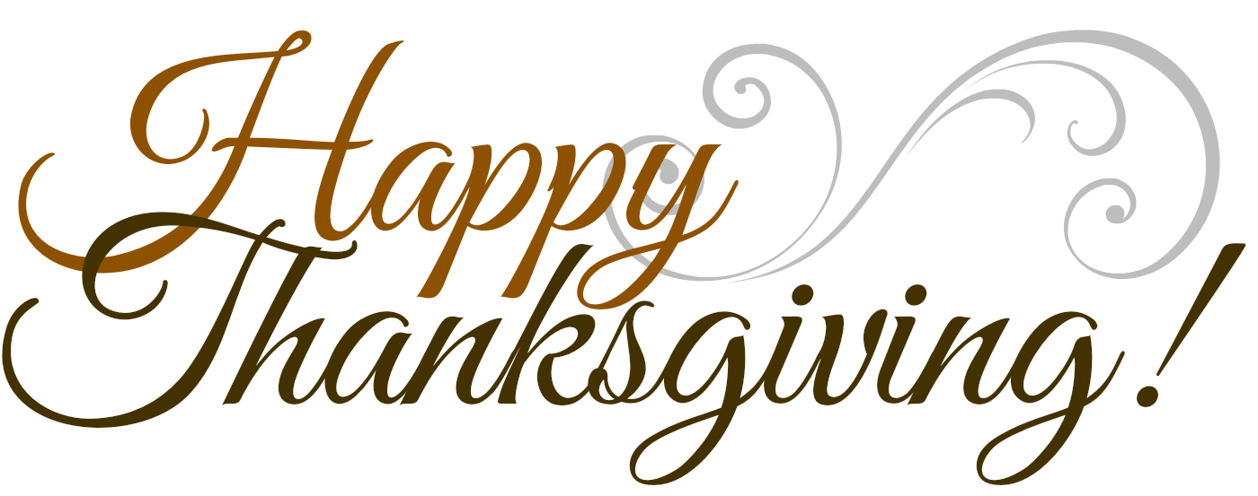Happy Thanksgiving Timberline Landscapes