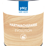 Hartwachsfarbe evolution (Video + Blog)