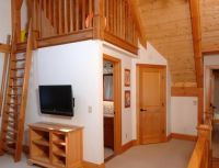 Barn Home Staircases | Timberpeg Timber Frame | Post and Beam
