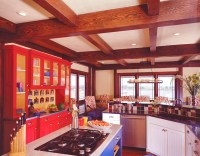 10 Ways to Make Your Post & Beam Kitchen Uniquely You ...