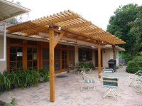 DIY Wood Patio Cover Kits Wooden PDF build round picnic ...