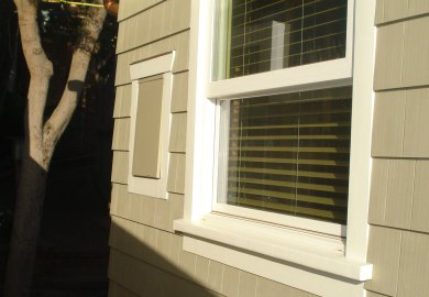 Window Trim Exterior Vinyl