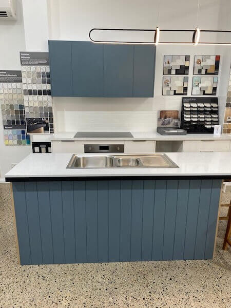 Hotondo Homes Kitchen Display fitted by Timbertown Kitchens Wauchope 2
