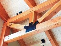 King-Post Truss with curved Tie-Beam Archives - Timberworks