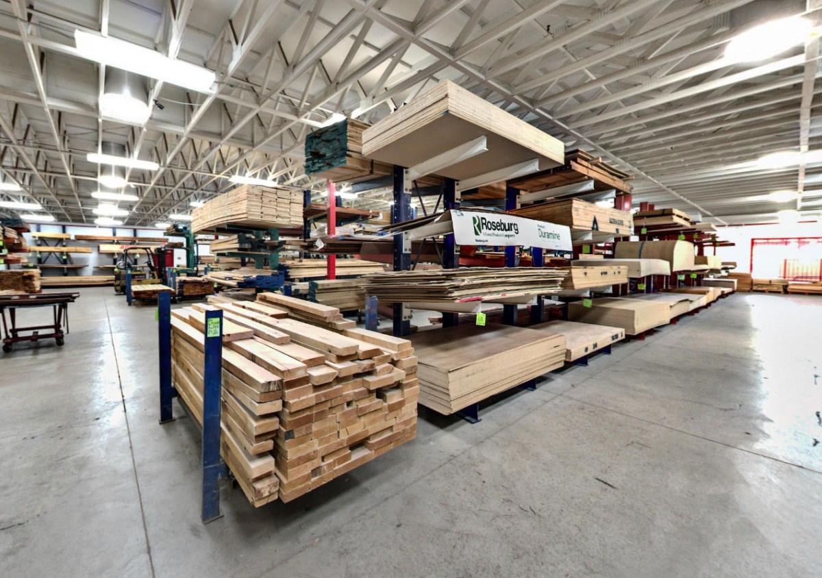 Hardwood Lumber Near Me | Domestic & Exotic - Timber WW