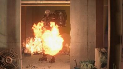 re3 remake nemesis flamethrower