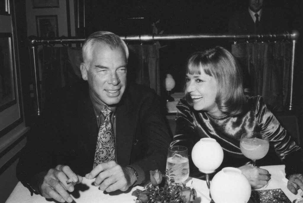 Lee Marvin, Jeanne Moreau