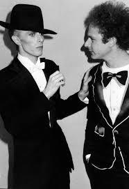 David Bowie, Art Garfunkel