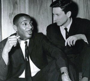 Dick Gregory, 1961