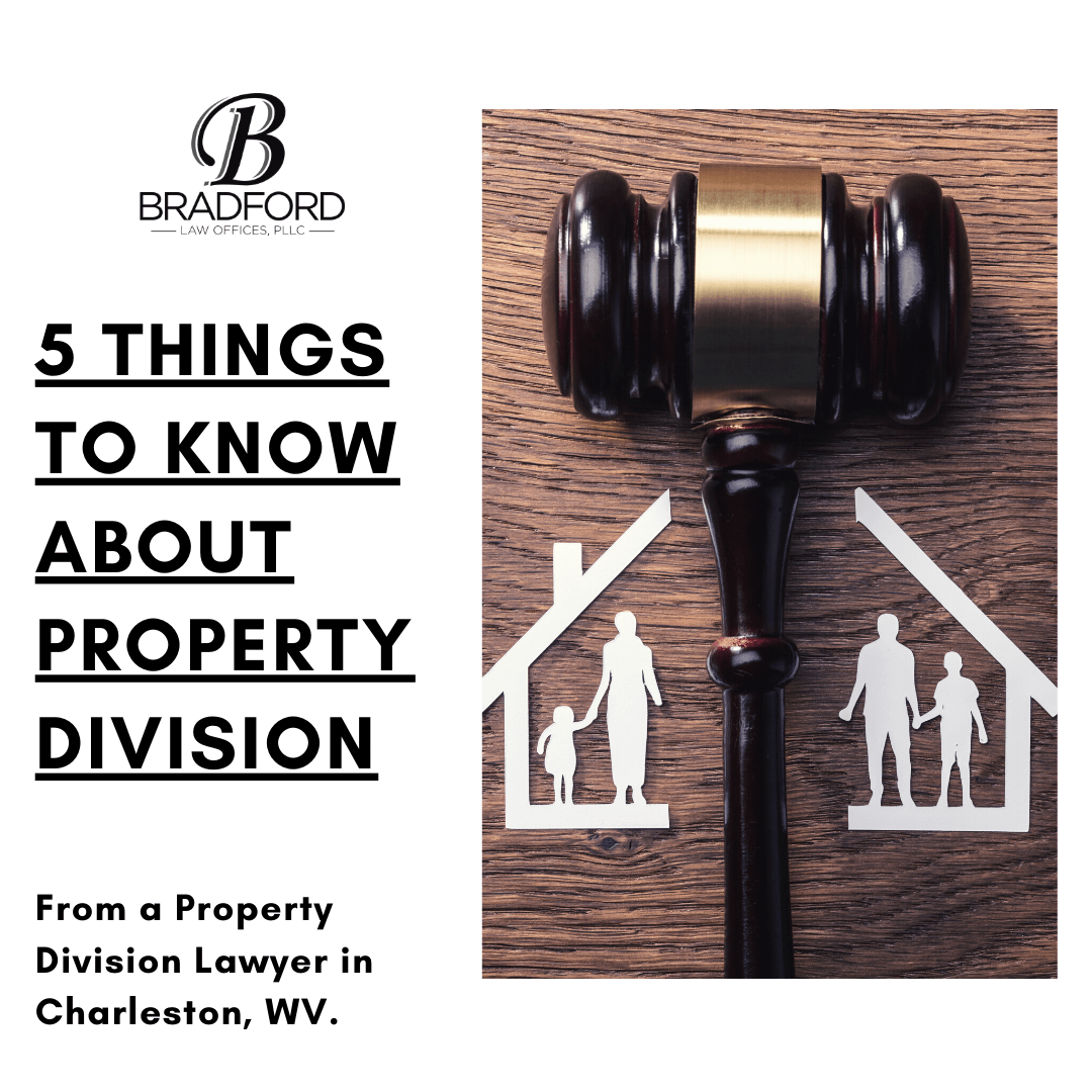 5 Things To Know About Property Division