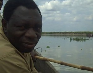 Hatari, one of our river experts