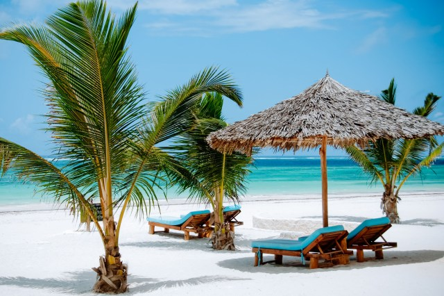 Best beaches for bookworms - diani beach