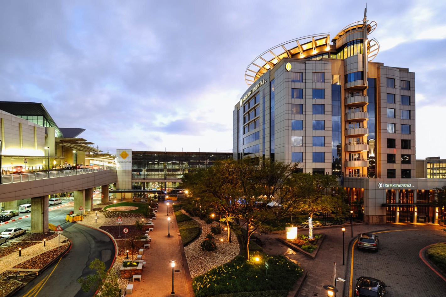 Intercontinental Johannesburg Tambo Airport South