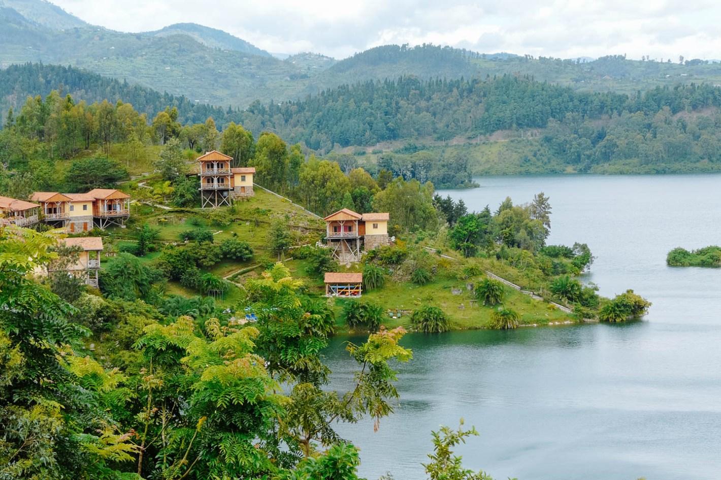 Cormoran Lodge Rwanda